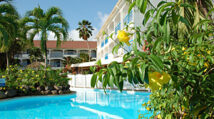 La Pagerie Hotel: recently renovated