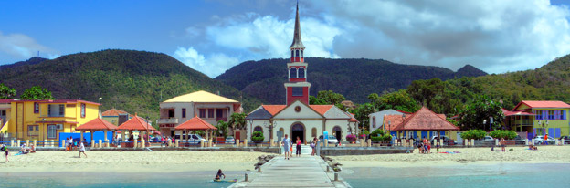 Martinique named one of CNN's 10 best Caribbean islands to visit