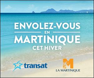 Envolez-vous en Martinique cet hiver!